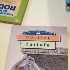 Libros de segunda mano: G-47 LIBRO MOLIERE TARTUFO. Lote 222504493