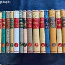 Libros de segunda mano: LOTE DE LIBROS DE VIAJES/AVENTURA DE EDITORIAL LABOR. Lote 222505413