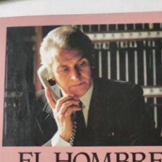 Libros de segunda mano: EL HOMBRE EN LA CINCUENTENA. HUGUETTE MAURE. PLAZA&JANÉS.. Lote 222537572