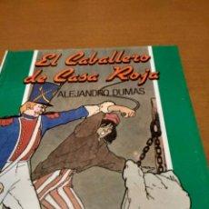 Libros de segunda mano: EL CABALLERO DE CASA ROJA. Lote 222606190