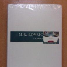 Libros de segunda mano: CARNEVALE / M.R. LOVRIC / PRECINTADO. Lote 222622283