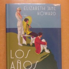 Libros de segunda mano: LOS AÑOS LIGEROS / ELIZABETH JANE HOWARD / 2017. CÍRCULO DE LECTORES. Lote 222639555