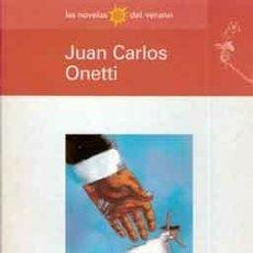 Libros de segunda mano: ONETTI, JUAN CARLOS - LA NOVIA ROBADA. Lote 222731315
