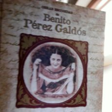 Libros de segunda mano: BENITO PEREZ GALDOS-CASANDRA. Lote 222731591