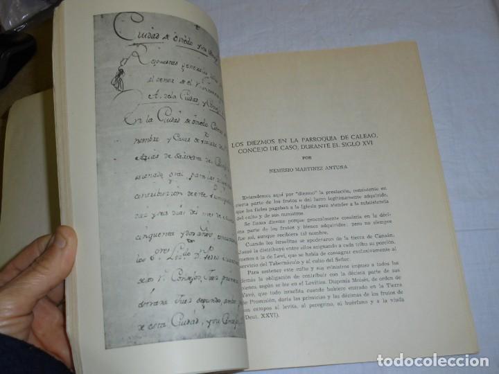 Libros de segunda mano: BOLETIN DEL INSTITUTO DE ESTUDIOS ASTURIANOS.Nº 44.-AÑO XV OVIEDO 1961.LA CIUDAD DE OVIEDO Y SU CONC - Foto 8 - 222807855