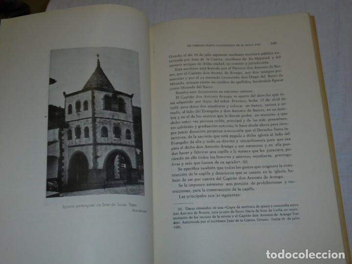 Libros de segunda mano: BOLETIN DEL INSTITUTO DE ESTUDIOS ASTURIANOS.Nº XIV.-OVIEDO 1951.-AÑO V.MUROS DE NALON/TROGLODYTES Y - Foto 4 - 222809273