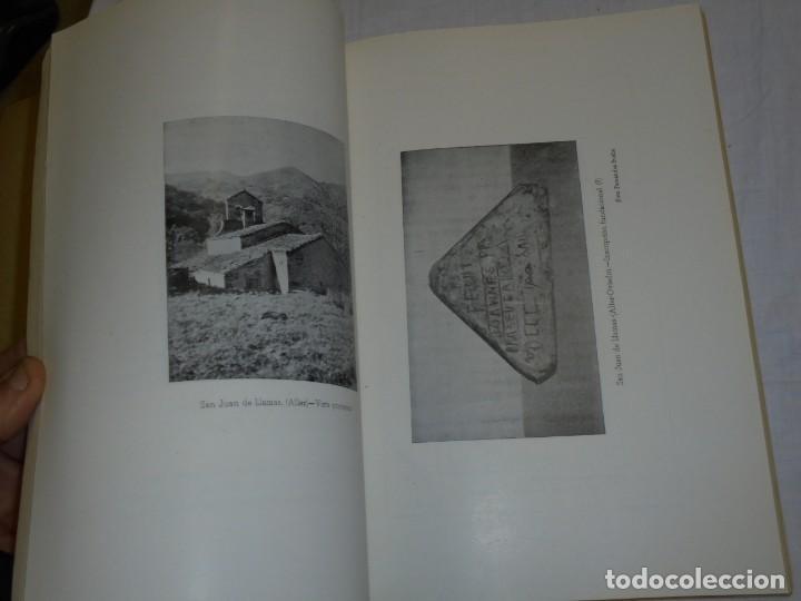 Libros de segunda mano: BOLETIN DEL INSTITUTO DE ESTUDIOS ASTURIANOS.Nº XIV.-OVIEDO 1951.-AÑO V.MUROS DE NALON/TROGLODYTES Y - Foto 5 - 222809273
