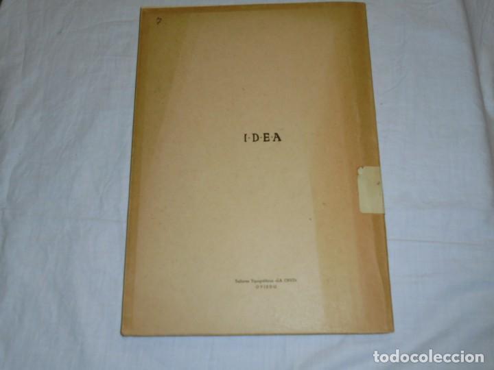 Libros de segunda mano: BOLETIN DEL INSTITUTO DE ESTUDIOS ASTURIANOS.Nº XIV.-OVIEDO 1951.-AÑO V.MUROS DE NALON/TROGLODYTES Y - Foto 7 - 222809273