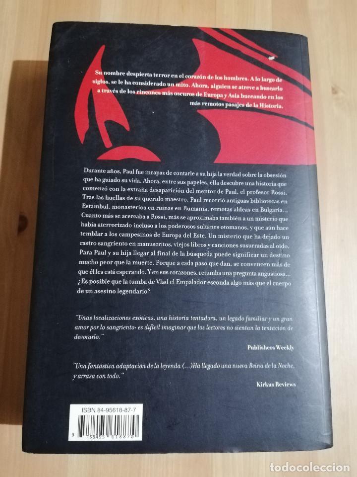 Libros de segunda mano: LA HISTORIADORA (ELIZABETH KOSTOVA) - Foto 3 - 223409581