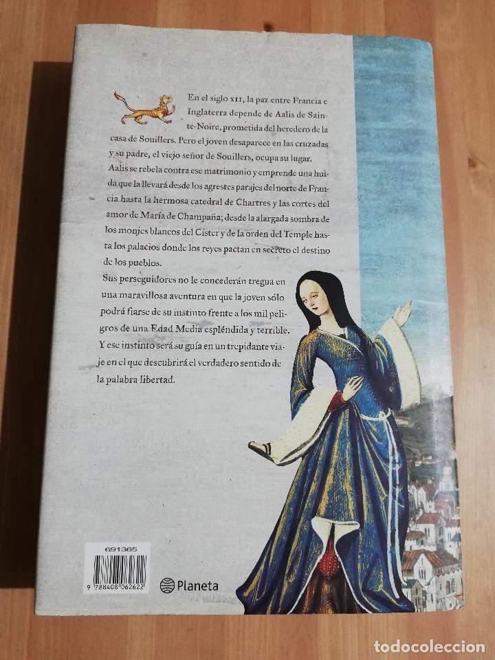 Libros de segunda mano: LA DAMA Y EL LEÓN (CLAUDIA CASANOVA) - Foto 3 - 223409678