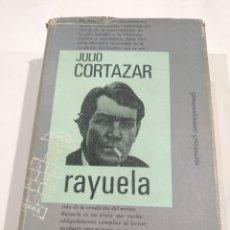 Libros de segunda mano: JULIO CORTÁZAR. RAYUELA. EDHASA. 1978. Lote 255468630
