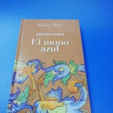 Libri di seconda mano: EL MONO AZUL. AQUILINO DUQUE. BIBLIOTECA ALSUR. 2002.. Lote 223439302