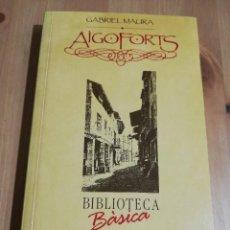 Libros de segunda mano: AIGOFORTS (GABRIEL MAURA) BIBLIOTECA BÀSICA DE MALLORCA. Lote 224002730