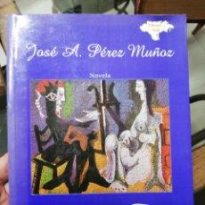 Libros de segunda mano: VIAJE AL FIN DE LA MEMORIA. JOSÉ A. PÉREZ MUÑOZ.. Lote 224114282