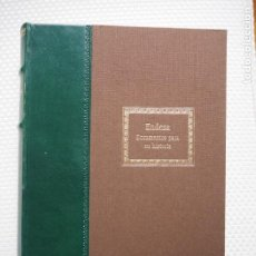 Libros de segunda mano: ENDESA. DOCUMENTOS PARA SU HISTORIA. 36 DOCUMENTOS. 1999.. Lote 225143257