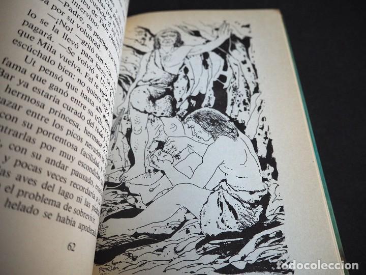 Libros de segunda mano: Ut y las estrellas. Pilar Molina Llorente. Ilustraciones de Perellón. Editorial Noguer 1980 - Foto 4 - 225340002
