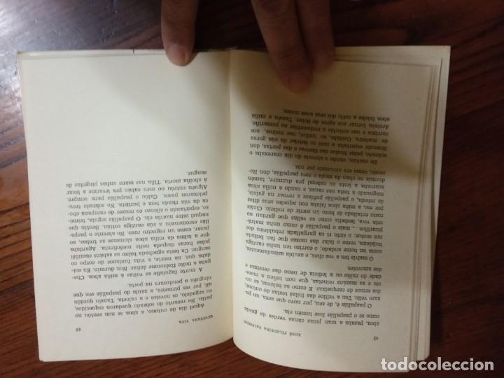 Libros de segunda mano: Quintana viva- Prosas de Xosé Filgueira Valverde. - Foto 3 - 225624350