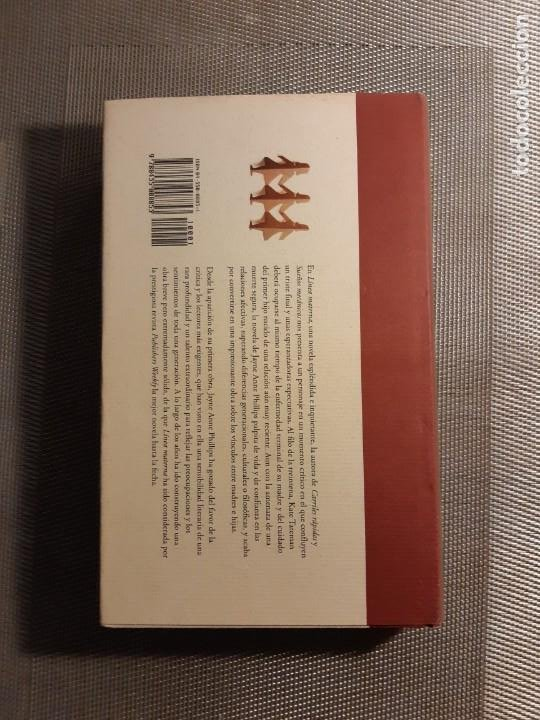 Libros de segunda mano: Línea materna Jayne Anne Phillips - Foto 6 - 226121356
