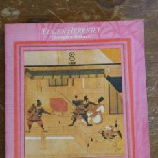 Livres d'occasion: ZEN EN EL ARTE DEL TIRO CON ARCO- EUGEN HERRIGEL- EDITORIAL KIER, PYMY 78. Lote 226268805
