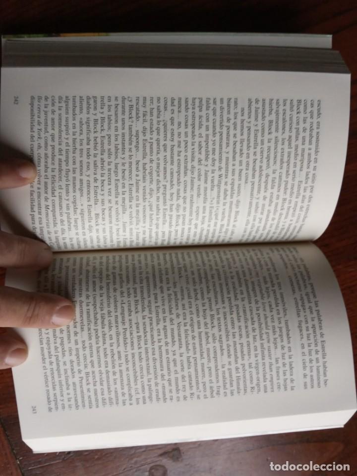 Libros de segunda mano: LA MÚSICA DEL MUNDO O EL EFECTO MONTOLIU - ANDRÉS IBÁÑEZ - SEIX BARRAL - 1995. - Foto 3 - 226843900