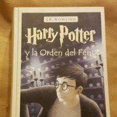 Libri di seconda mano: HARRY POTTER Y LA ORDEN DEL FENIX - J.K. ROWLING. Lote 228011183