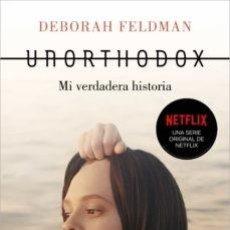 Libros de segunda mano: UNORTHODOX. Lote 228072255