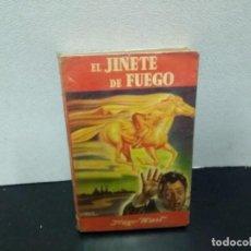 Libros de segunda mano: 23- EL JINETE DE FUEGO - HUGO WAST. Lote 228072755