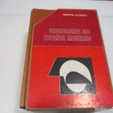 Libros de segunda mano: MARTÍN ALONSO, JOSÉ Mª IRIBARREN DICCIONARIO DEL ESPAÑOL MODERNO(3 TOMOS) Q4194T. Lote 228123745