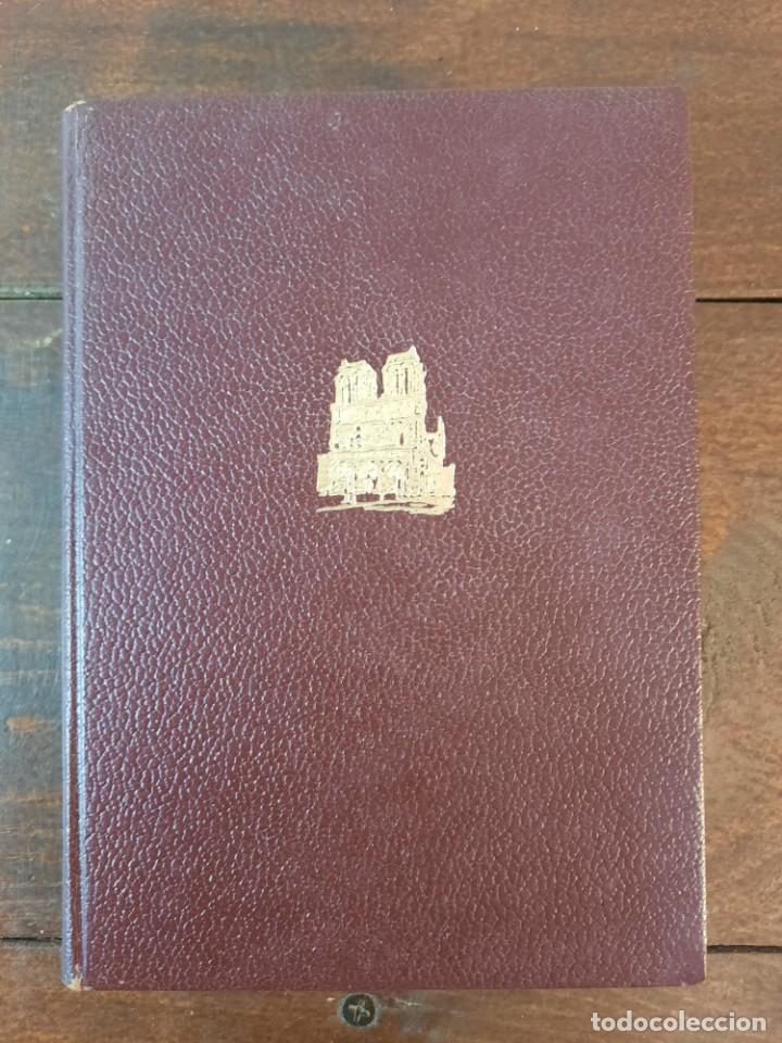 Libros de segunda mano: LOS TRABAJADORES DEL MAR - VICTOR HUGO - EDITORIAL LORENZANA, 1965, 1ª EDICION, BARCELONA - Foto 2 - 228248190
