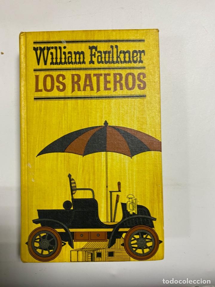 LOS RATEROS. WILLIAM FAULKNER. CIRCULO DE LECTORES. BARCELONA, 1967. PAGS: 358 (Libros de Segunda Mano (posteriores a 1936) - Literatura - Narrativa - Otros)