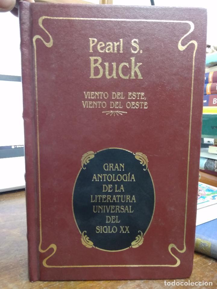 VIENTO DEL ESTE, VIENTO DEL OESTE, PEARL S. BUCK. L.36-867 (Libros de Segunda Mano (posteriores a 1936) - Literatura - Narrativa - Otros)