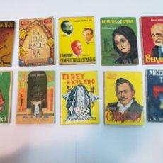 """Libros de segunda mano: LOTE 20 LIBROS """"PULGA"""" SUELTOS, DIFERENTES AUTORES S1847T. Lote 228411395"""