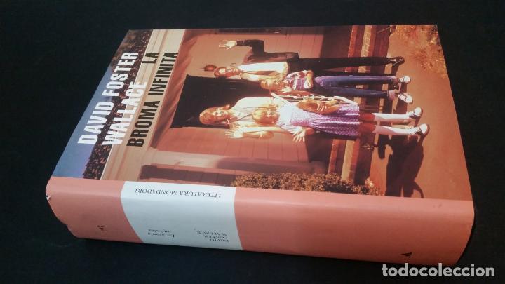2002 - DAVID FOSTER WALLACE - LA BROMA INFINITA (Libros de Segunda Mano (posteriores a 1936) - Literatura - Narrativa - Otros)