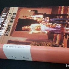 Libros de segunda mano: 2002 - DAVID FOSTER WALLACE - LA BROMA INFINITA. Lote 228462953