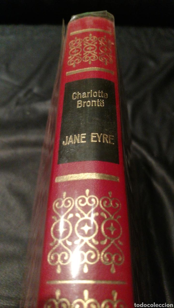 JANE EYRE - CHARLOTTE BRONTE - OBRAS INMORTALES , EDITORIAL BRUGUERA , 1 EDICIÓN (Libros de Segunda Mano (posteriores a 1936) - Literatura - Narrativa - Otros)