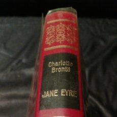 Libros de segunda mano: JANE EYRE - CHARLOTTE BRONTE - OBRAS INMORTALES , EDITORIAL BRUGUERA , 1 EDICIÓN. Lote 228510771