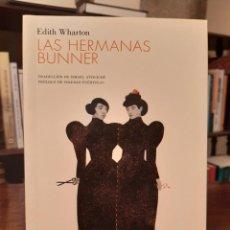 "Libri di seconda mano: EDITH WHARTON: ""LAS HERMANAS BUNNER"". Lote 228808895"