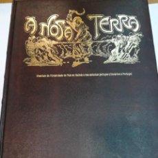 Libros de segunda mano: A NOSA TERRA. EXILIO 4 TOMOS S1890T. Lote 228888760