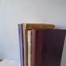 Libros de segunda mano: ¡¡ LIBROS DE OCASION, PRINCIPE VALIENTE, CADIZ, LA BUENA TIERRA, , LA ALEGRIA DEL CAPITAN RIBOT, Y... Lote 229027580