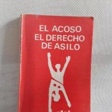 Libros de segunda mano: ALEJO CARPENTIER - EL ACOSO / EL DERECHO DE ASILO (EDITORA LATINA, BUENOS AIRES, 1975). Lote 229299075