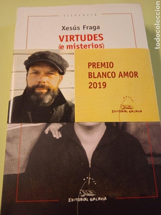 virtudes (e misterios). xesús fraga. premio bla - Buy Other Books of  Narrative at todocoleccion - 229401895