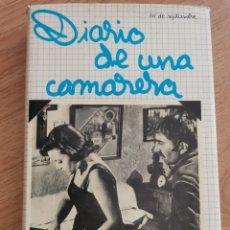Libros de segunda mano: 2.2 DIARIO DE UNA CAMARERA. OCTAVE MIRBEAU. EDICIÓN ESPECIAL SOCIOS DE DISCOLIBRO. BRUGUERA 1974. Lote 229681975