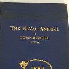 Libros de segunda mano: THE NAVAL ANNUAL BY LORD BRAEY. Lote 230537715
