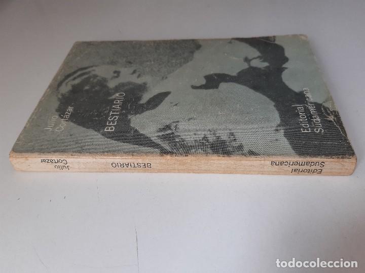 Libros de segunda mano: BESTIARIO Julio Cortazar Editado en Argentina 1972 - Foto 4 - 230617520
