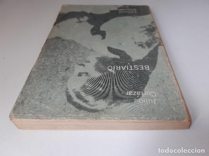 Libros de segunda mano: BESTIARIO Julio Cortazar Editado en Argentina 1972 - Foto 7 - 230617520