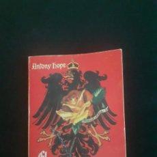 Libros de segunda mano: LIBRITO EL PRISIONERO DE ZENDA DE LA ENCICLOPEDIA PULGA. Lote 230813540