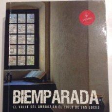 Libros de segunda mano: BIEMPARADA EL VALLE DEL AMBROZ EN EL SIGLO DE LAS LUCES AGUSTÍN GARCIA DELESTAL. Lote 231048100