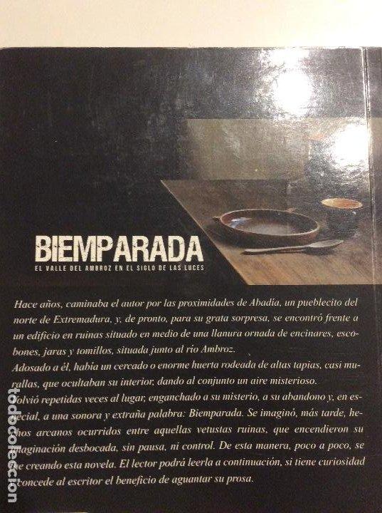 Libros de segunda mano: BIEMPARADA EL VALLE DEL AMBROZ EN EL SIGLO DE LAS LUCES AGUSTÍN GARCIA DELESTAL - Foto 2 - 231048100
