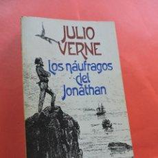 Livres d'occasion: LOS NÁUFRAGOS DEL JONATHAN. VERNE, JULIO. BRUGUERA. Lote 231277170