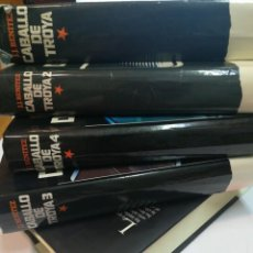 Libros de segunda mano: J.J BENITEZ CABALLO DE TROYA 5 TOMOS S2075T. Lote 231467240